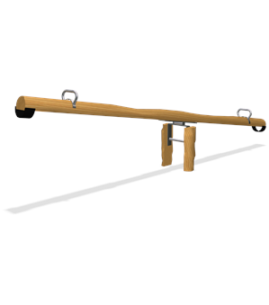 ENTRY SEESAW FOR 2 PERSONS