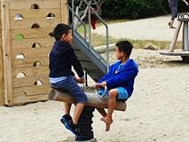Muriwai Beach Playground